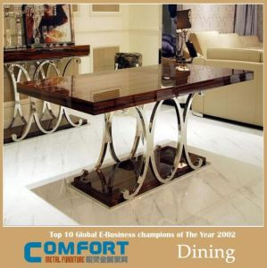 China 8 Seater Marble Top Dining Table