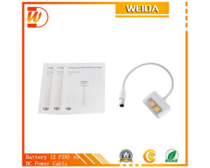Dji Phantom Battery (2 PIN) to DC Power Cable