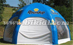 5m Diameter Spider Inflatable Dome Tent for Camping K5150 pictures & photos