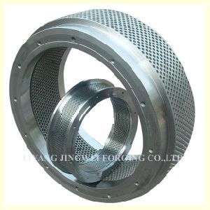 Alloy Steel Ring Dies and Rollers for Feed/Biomass Pellet Machine Spare Parts