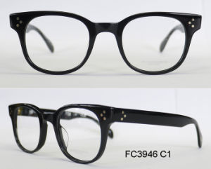 Oval Frames Acetate Optical Frame for Lady with (Ce) Eyewear pictures & photos