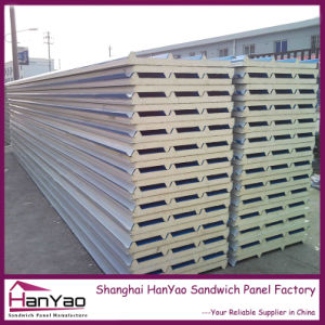 Thermal Insulated Polyurethane PU Sandwich Panels for Roofing pictures & photos