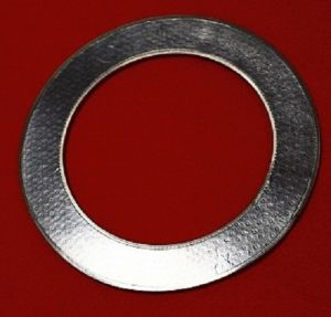 Graphite Gasket with Inner &Outer Metal Eyelets