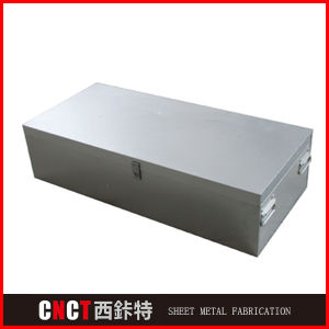 Experienced Custom Simple Stainless Steel Tool Box pictures & photos