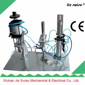 Gas Filling Machine in Aerosol Can Filling Machine