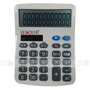 12 Digits Dual Power Desktop Calculator with Optional Tax Function (CA1200)