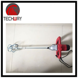 1200/1400W with Two Speed Gear Box Hand Paint Mixer/Hand Held Paint Mixer/Electric Hand Paint Mixer pictures & photos