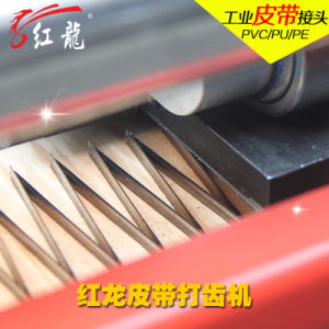 Finger Punching Manual Equipment for Conveyor Belt pictures & photos