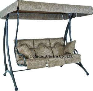 Textile Cushion Deluxe Swing Chair