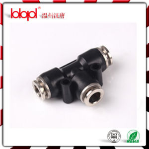 Metal Pneumatic Fittings, Metal Material and Union Type Straight Connector pictures & photos
