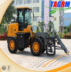 High Productivity Low Consumption Hydraulic System Sh15 Sugarcane Cutter Machine/Sugarcane Harvesting Machine