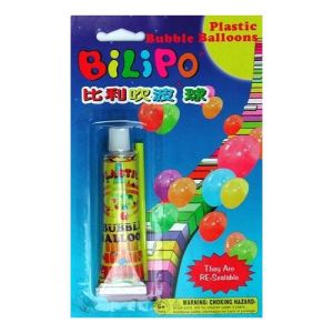 Funny Magic Plastic Bubble Balloon for Kids, En71 ASTM Compliant