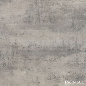 Anti Slippery Grey Rustic Cement Tile For Floor 600x600mm