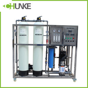 Industrial Stainless Steel Reverse Osmosis Water Treatment Machine Plant pictures & photos