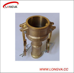 Brass Camlock Quick Coupling Type C pictures & photos