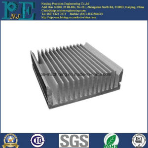 Custom CNC Machining Aluminum Alloy Heat Sink