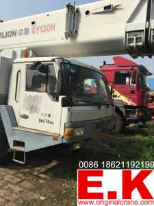 2011 130ton Hydraulic Mobile Crane  Zoomlion Truck Crane (QY130H) pictures & photos