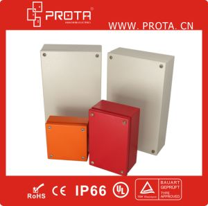 Steel Waterproof Electric Termianl Box IP66 pictures & photos