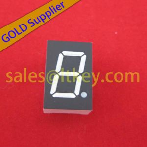 0.5 Inch Single Digit Dual Color 7 Segment LED Display pictures & photos
