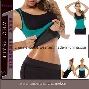 Women Two Sides Ultra Sweat Neoprene Sports Wear (TG8001) pictures & photos