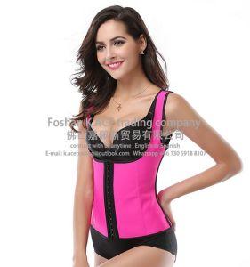 03ad65a60 China Training Vest Latex Waist Shapewear Womens Workout Corset ...