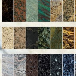 China Granite Tile / Slab (Stone Floor & Wall Tiles & Kitchen Countertop)