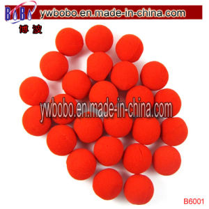 Yiwu China Clown Noses for Circus Halloween Carnival Party Service (BO-6001) pictures & photos