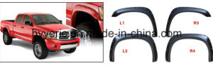 High Quality ABS Fender Flare for Dodge RAM 2500 / 3500 10-13