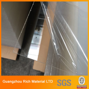1mm Clear/Transparent Acrylic Sheet Plastic PMMA Acrylic Sheet pictures & photos
