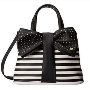 Bow Stripe New Collection Fashion PU Ladies Handbag (ZX20060) pictures & photos