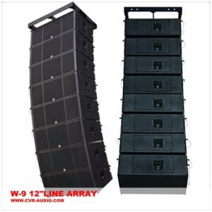 Big Line Array Dual 12 Inch Outdoor Concert Professional Audio pictures & photos