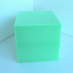Fuda Extruded Polystyrene (XPS) Foam Board B3 Grade 1000kpa Green 50mm Thick