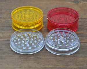 Transparent Acrylic Herbal Tobacco Grinder pictures & photos
