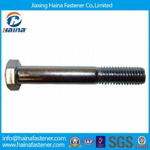 8.8 Grade High Strength Half Thread HDG Hex Bolt pictures & photos