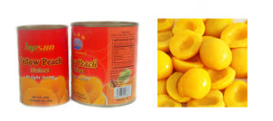 Delicious Sweet Canned Yellow Peach pictures & photos