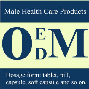 Private Label/OEM Male Health Care Products