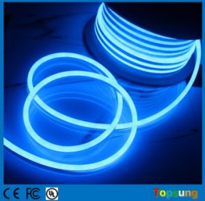 Christmas Light Mini Size 220v 8 16mm Led Flex Neon Blue Color
