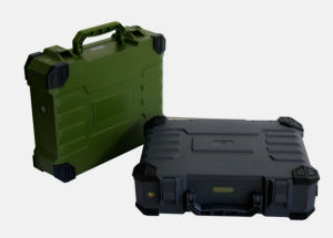 Green Portable Emergency Solar Backup Power for Outdoor