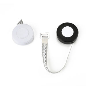 Eco-Friendly Water Proof Fabric PVC Fiberglass Tape Measuring Meter (RT-135) pictures & photos