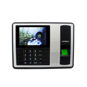 Touch-Screen Fingerprint Time Attendance Terminal pictures & photos
