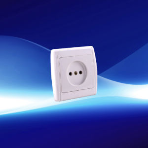 1 Gang European Wall Socket 10A (YW21105)