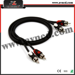 Factory High Performance Single Injection RCA Cable (R-134)
