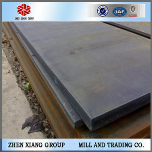 Hot Rolled A36 Ms Steel Plate pictures & photos