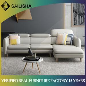 Foshan Shunde Longjiang Sailisha Furniture Co. Ltd. & Latest Top Modern Living Room Furniture Set Genuine Leather Sofa