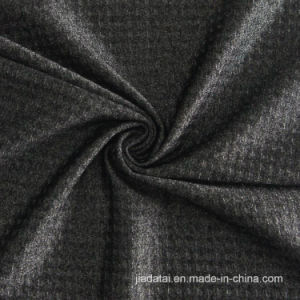 Warp Knitting Spandex Blends Polyester Yarn Dye Jacquard Fabric