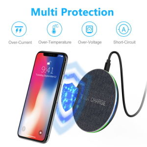 Wireless Charging Pad Wireless Charger Metal