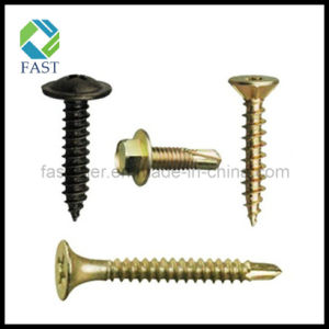 Zinc Plated Self Drilling and Tapping Screw