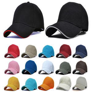 Blank Wholesale Promotional Plain Cap pictures & photos