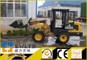 Swltd Brand (ZL 08A) CE Certificated Small Wheel Loader pictures & photos