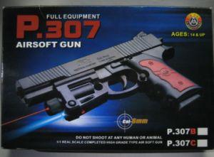 China Bb Gun with Laser (P  307) - China Bb Gun, Bb Guns